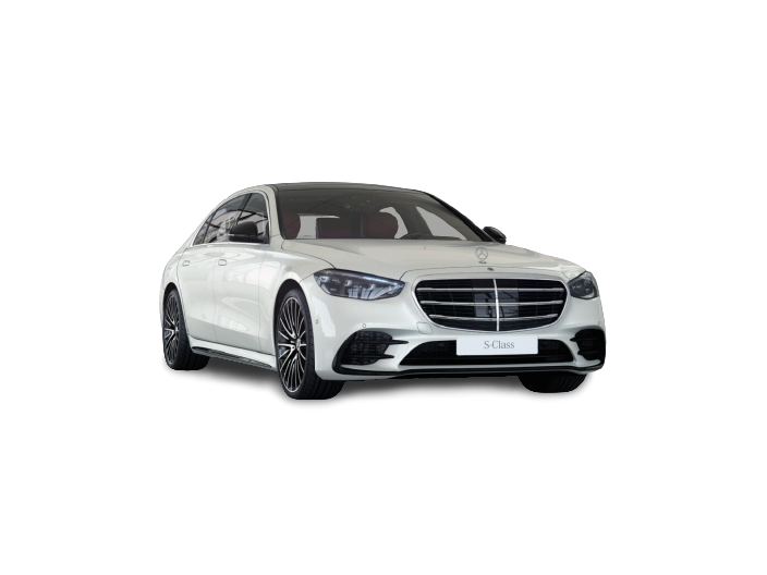 NEW MY 2021 Mercedes-Benz S 500 4MATIC Limousine lang