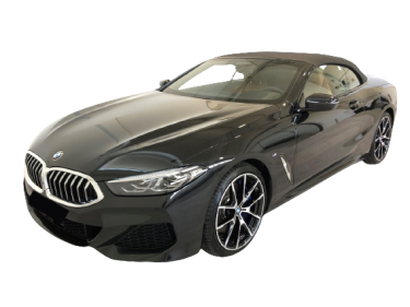 BMW 840d xDrive Cabriolet