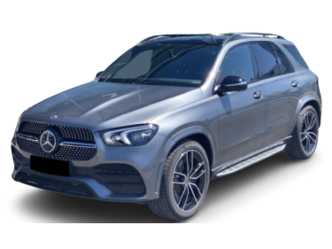 Mercedes-Benz GLE 400d 4MATIC