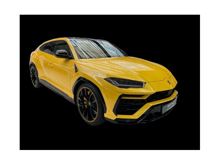 Lamborghini Urus Capsule Edition