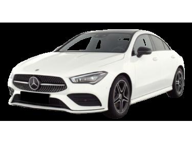 Mercedes-Benz CLA 200d Coupe