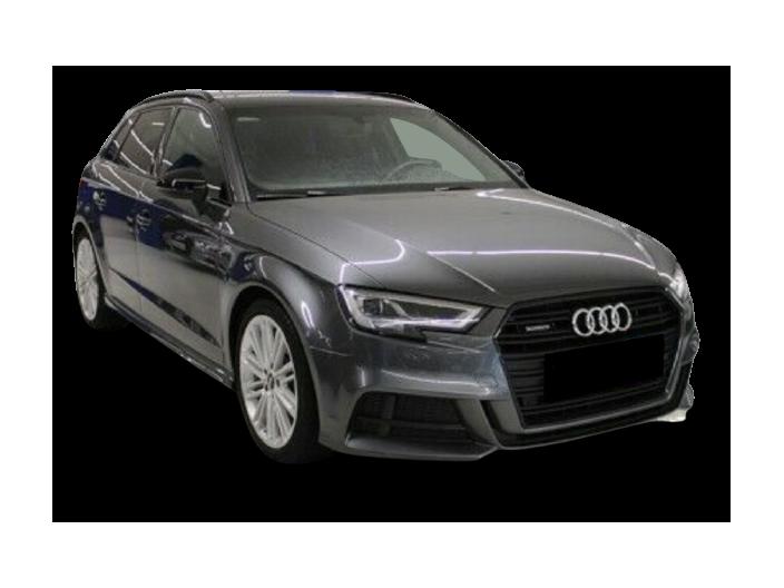Audi A3 Sportback 2.0 TDI quattro S line S tronic