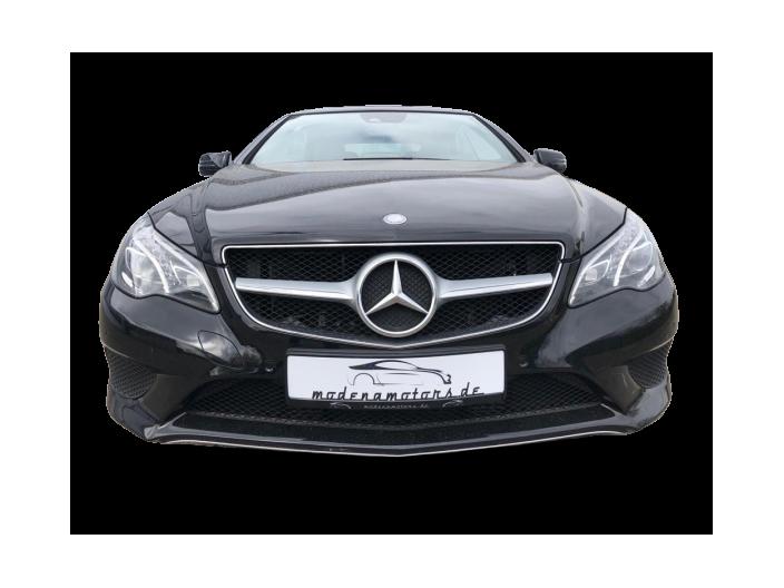 Mercedes-Benz E 220 CDI Cabrio