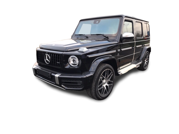 Mercedes-AMG G 63 Stronger than Time Edition