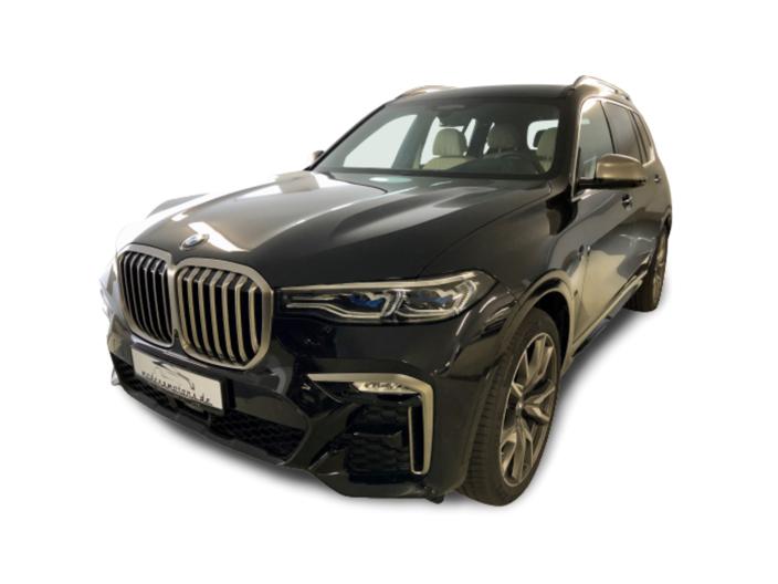 BMW X7 xDrive 40i Msport