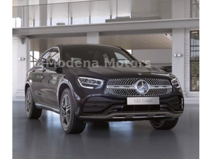 Mercedes-Benz GLC 200 d 4MATIC Coupé