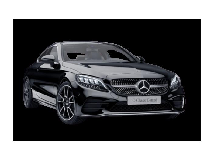 Mercedes-Benz C 220 d 4MATIC Coupé