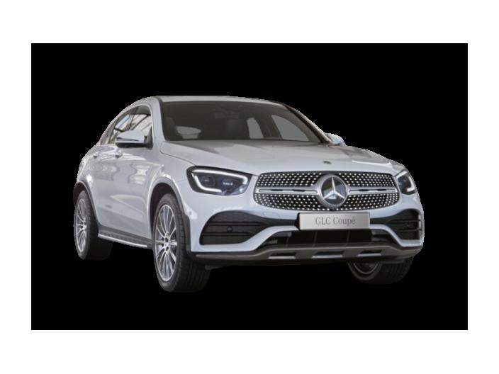 Mercedes-Benz GLC 220 d 4MATIC Coupé